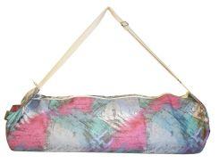 Сумка-чехол для йоги коврика Dream, разноцветный с белой молнией и ручками, Foyo