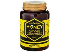 Сыворотка Farm stay ампульная многофункциональная с экстрактом меда 250 мл (NF-00002054)