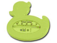 Термометр для воды Утка зеленая, Canpol babies