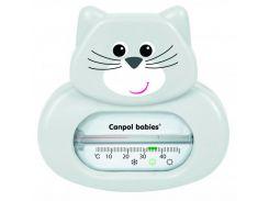 Термометр для купания Котик, Canpol babies