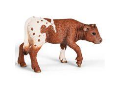 Техасский теленок лонгхорн - игрушка-фигурка, Schleich