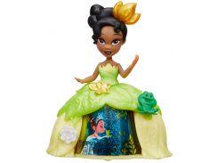 Тиана в платье с волшебной юбкой, Маленькое королевство, Disney Princess Hasbro