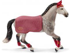 Тракененская кобыла для соревнований, игрушка-фигурка, Schleich