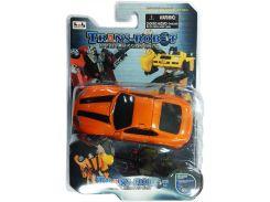 Транс-робот, автомобиль (оранжевый), BoldWay