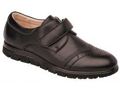 Туфли для мальчиков, черные (искусственная кожа), Lapsi (32)