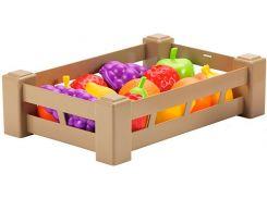 Урожай, ящик с фруктами, Ecoiffier