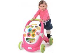 Учебно-игровой центр Cotoons Цветочек со световыми и звуковыми эффектами (розовый), Smoby Toys