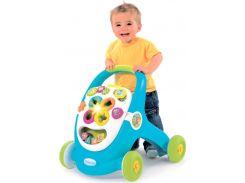 Учебно-игровой центр Cotoons Цветочек со световыми и звуковыми эффектами (синий), Smoby Toys
