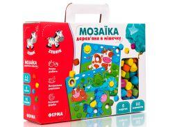 Ферма, мозаика, настольная игра, Vladi Toys