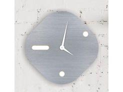 Часы настенные Lame, серые, WallArt