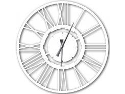 Часы настенные Stella, белые, WallArt