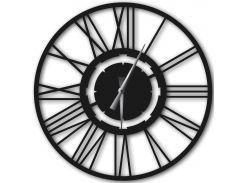 Часы настенные Stella, черные, WallArt