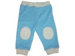 Штаны для мальчика, Danaya, голубые с серым (74 р.)