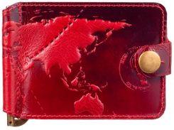 Зажим для денег HiArt MC-01 Crystal Red 7 wonders of the world (MC-01-C19-1652-T002)