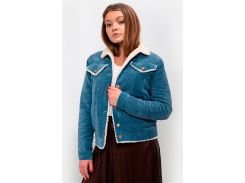 Куртка DASTI Denim на овчине голубая XS (482DS20192106)