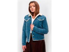 Куртка DASTI Denim на овчине голубая М (482DS20192106)