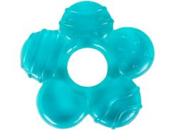 Грызунок с водой Бусинка Цветок синий (1084)
