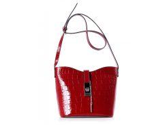 Женская сумка Galanteya 31919  из натуральной кожи красная (9с4243к45  НК)