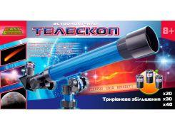 Телескоп астрономический, (укр.упаковка), Easy Science