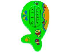 Термометр Бусинка Кит зеленый (500/2)
