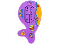 Термометр Бусинка Кит фиолетовый (500/3)
