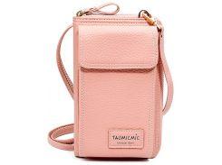 Сумка-портмоне TaomicMic 3 в 1 розовая (1111)