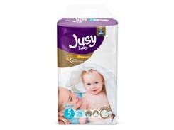 Детские подгузники Jusy Twin Baby Diaper Junior 26 шт. (JTB_Junior_26)