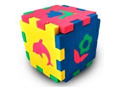 Кубик Мозаика Силуэты, Бомик