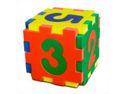Кубик-цифры, Бомик