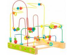 Лабиринт Пчелки, Мир деревянных игрушек