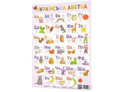 Плакат Украинский алфавит New Зірка (346814)