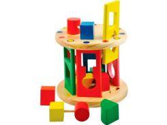 Сортер Цилиндр, Мир деревянных игрушек