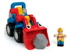 Бульдозер Люк, игровой набор, Wow Toys