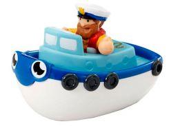 Лодка-буксир Тим, игровой набор, Wow Toys