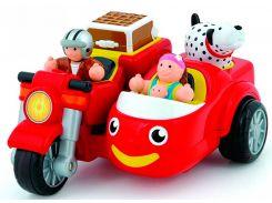 Мотоцикл Макс, игровой набор, Wow Toys