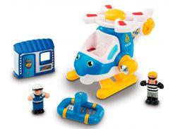 Полицейский вертолет Оскар, игровой набор, Wow Toys