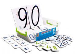 Дидактический набор для изучения цифр и знаков Vladi Toys укр (VT5555-02)