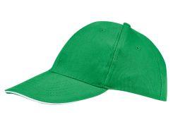 Кепка Sol's Buffalo размер One Size цвет светло-зеленый с белым (88100920TUN)