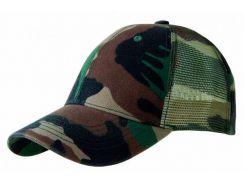 Кепка Cofee Army mesh размер One Size цвет камуфляжный (4038-55 CO)