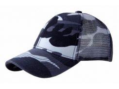 Кепка Cofee Army mesh размер One Size цвет черный камуфляжный (4038-53 CO)