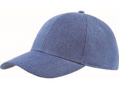 Кепка Cofee Jeans Cap размер One Size цвет темно-синий (4072-14)