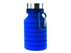 Бутылка для воды Bergamo Pagoda силиконовая 550 мл (3000B-3)