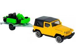 Внедорожник Jeep Rubicon, 13 см, Majorette