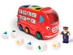 Автобус Лео, игровой набор, Wow Toys