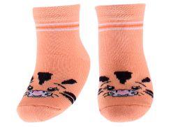 Носки детские АфРика с тигром цвет оранжевый размер 10 (М11В310К)
