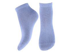 Носки детские АфРика однотонные цвет серый размер 18 (М17В313К)