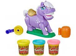 Игровой набор Hasbro Play-Doh Пони-трюкач (E67265L0)