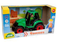 Трактор Truckies, Lena