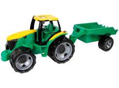 Трактор с прицепом, 94 см, Lena