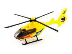 Вертолет Teamsterz Тимстерс со звуковыми и световыми эффектами желтый 12.5 см (1372250)